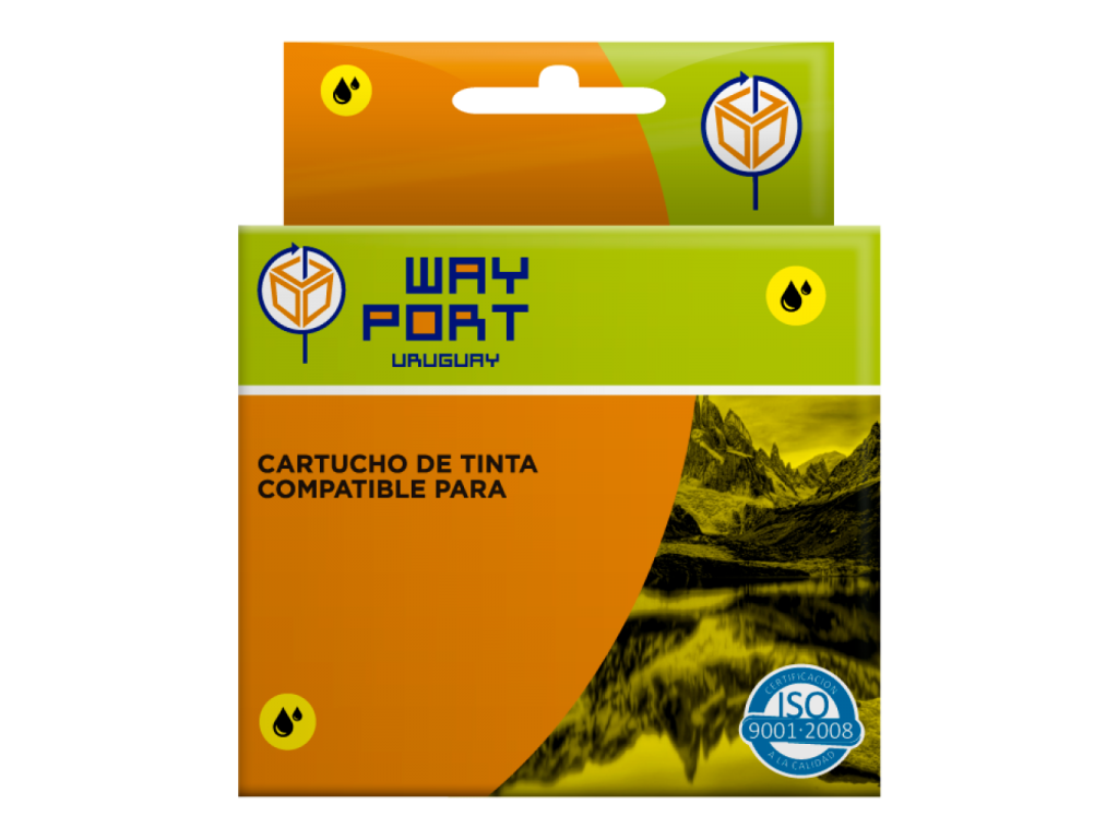 CARTUCHO COMPATIBLE  LC103 YELLOW