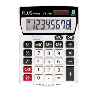 CALCULADORA PLUS OFFICE 210